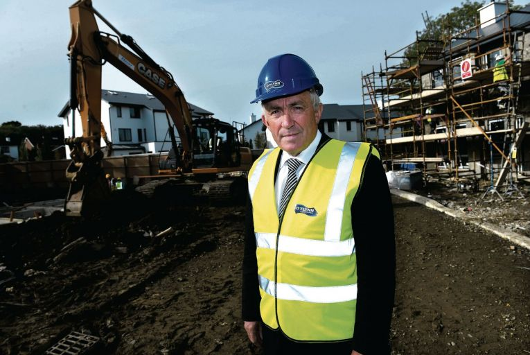 Michael O'Flynn: the Cork-based developer says the default plan of prioritising social housing and rental units is an 'appalling strategy' Picture: Bryan Meade