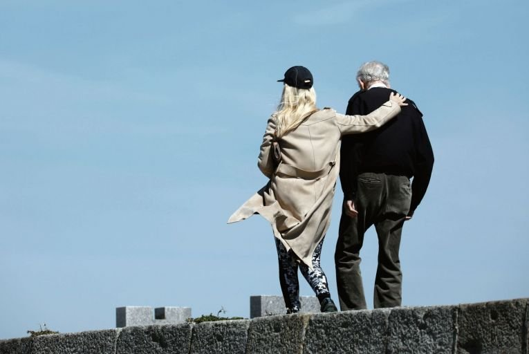 Walking on the pier at Howth: some minor easing of Covid-19 restrictions came into effect last week including the relaxation of cocooning for over 70s. Picture: RollingNews.