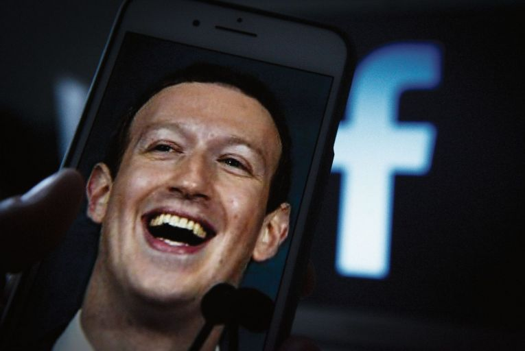 'The only way to fix Facebook is to change everything at the top, including the role of Mark Zuckerberg, its founder and controlling shareholder.' Picture: Getty