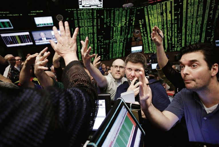 Don't be deceived by the Dow's record run: this time is not different