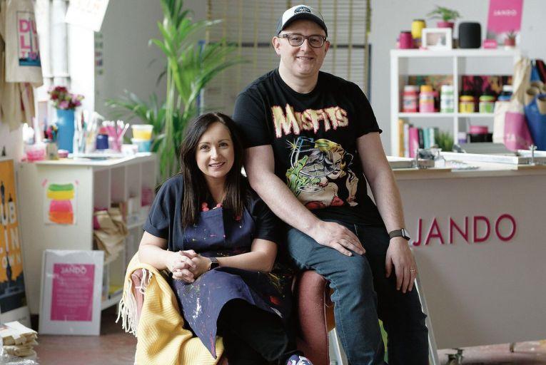 Making It Work: Design studio to sell landmark prints in new pop-up shop