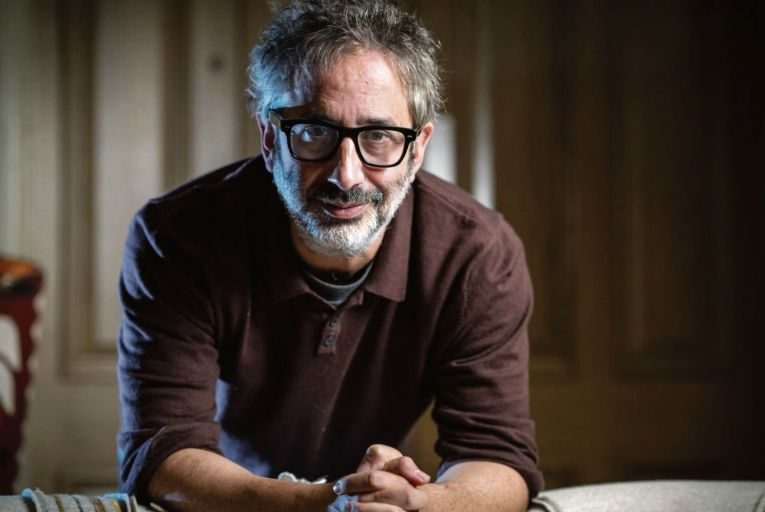 """David Baddiel's anger is not aimed at conspiracy theorists but at fellow """"progressives"""" who have a blind spot when it comes to anti-Semitism"""