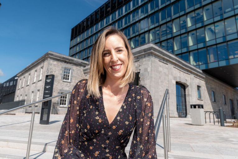 Cliona Murphy, the PluAlto founder whose SolveSmart platform grew from her experience as a workplace dispute mediator