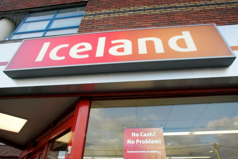 Iceland has increased its turnover by 120 per cent since 2016. Picture: Rollingnews.ie