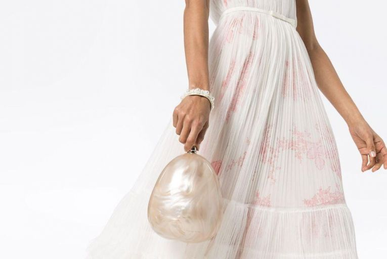 This Simone Rocha pearl bag is €545 at Havana in Dublin