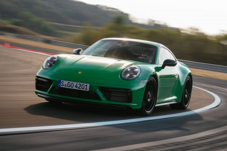 The Porsche 911 Carrera GTS caters to the true enthusiast when it comes to engineering and design