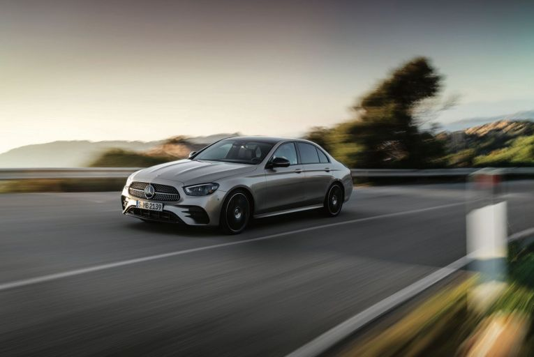 On the marque: Mercedes E-Class gets a bracing midlife refresh