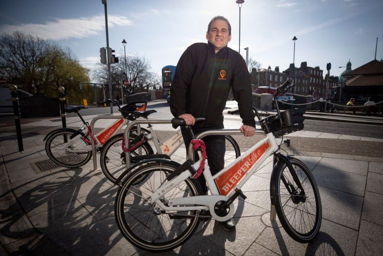 Bleeperbike launches bike scheme for businesses