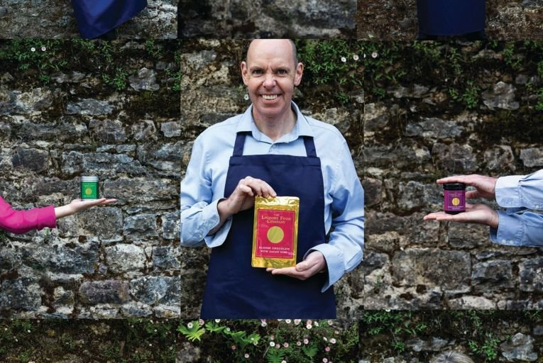 Beth-Ann Smith runs The Lismore Food Company with her partner Ken Madden and his brother Owen. Picture: Clare Keogh