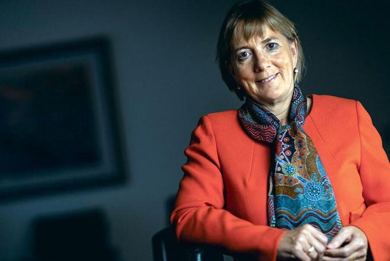 Julie Sinnamon, chief  executive, Enterprise Ireland Picture: Fergal Phillips