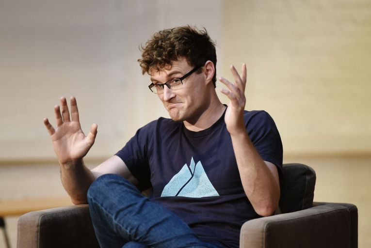 Paddy Cosgrave, chief executive of the Web Summit, claims that two former Web Summit colleagues 'secretly' established an investment fund that benefited from its association with the summit, but from which it and Cosgrave were excluded. Picture: Bryan Meade