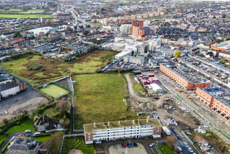St Teresa's Gardens: the LDA has plans for up to 700 houses which is a state-owned site in Dublin.