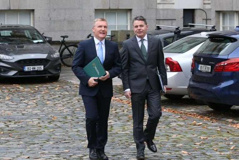 'The Minister for Finance's officials predicted in the summer economic statement that it would take until at least 2025 before the country recovered all the jobs lost in the pandemic.' Picture: Rollingnews.ie