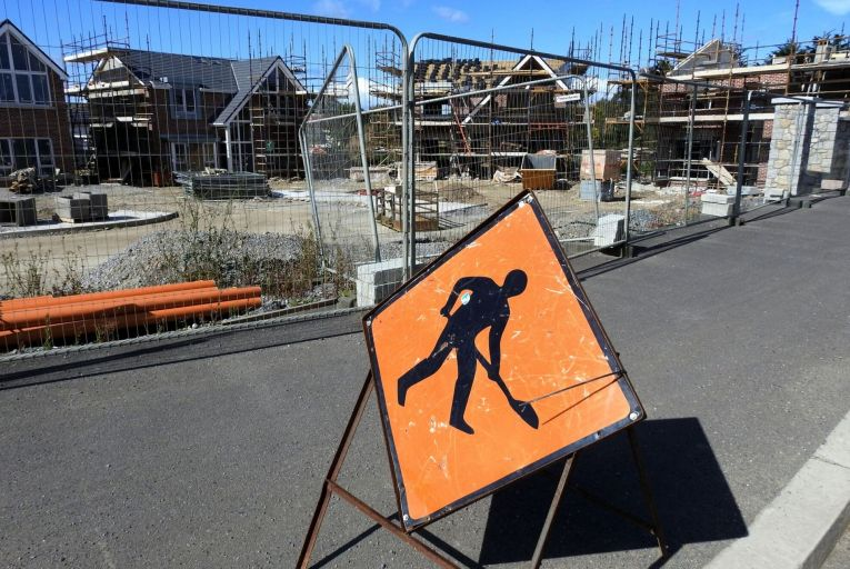 Land hoarding a big obstacle to more homes being built, report says