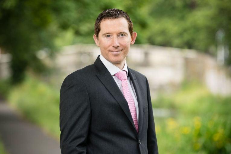 Cormac Doyle, Crowe Tax Partner