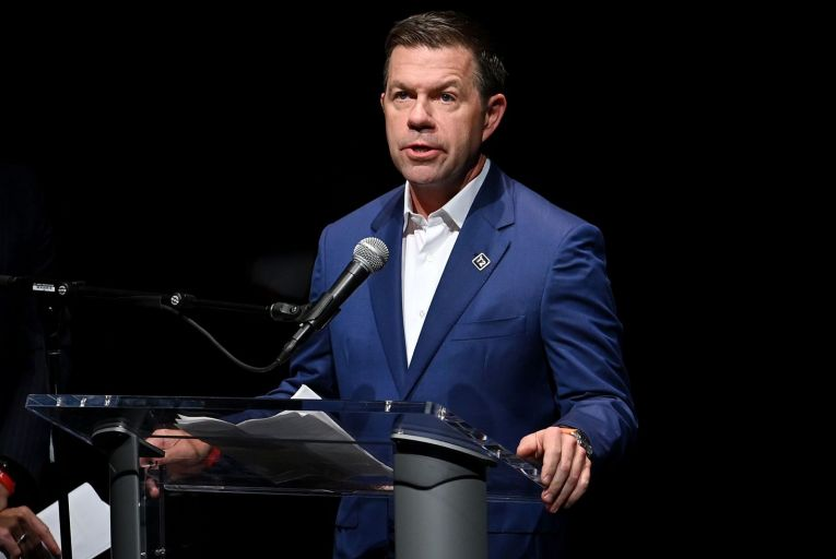 Declan Kelly, who stepped down as chief executive of Teneo amid global adverse publicity following a drunken incident at a party. Picture: Getty Images