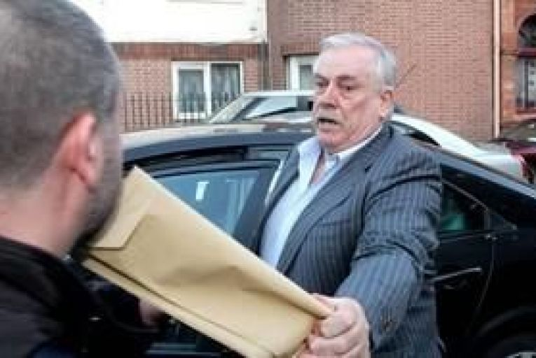 McFeely declared bankrupt ahead of prison sentence ruling