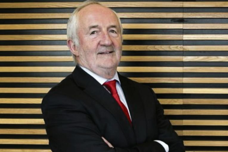 Tony Garry, the former chief executive of equities house Davy Stockbrokers,