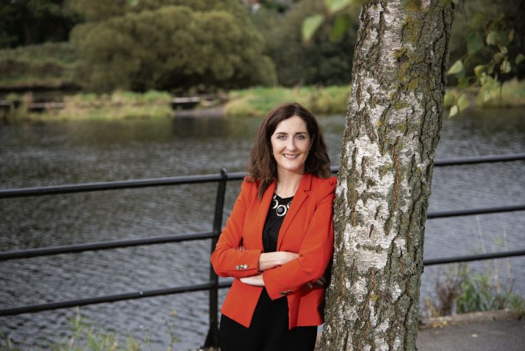 Niamh Murphy, founder and managing director of ETC. Picture: Michael O'Sullivan