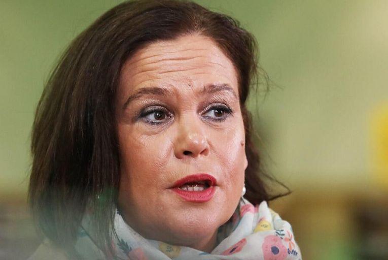 Sinn Féin leader Mary Lou McDonald Pic: RollingNews.ie