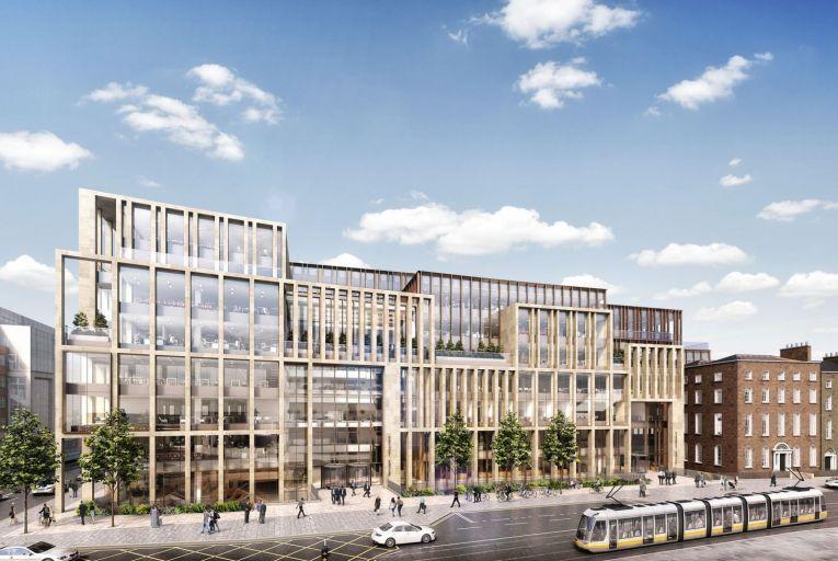 Hibernia gets permission for Harcourt Square development