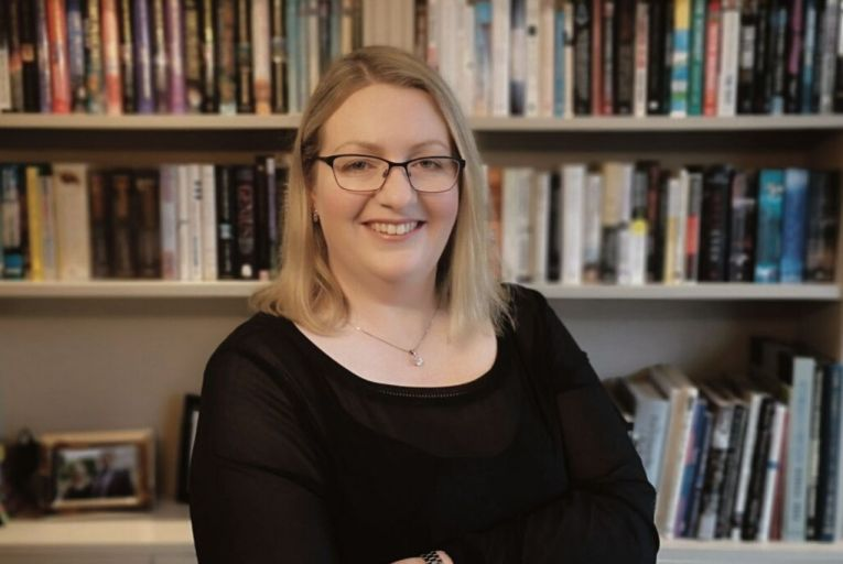 Stella Power, managing director of Annertech