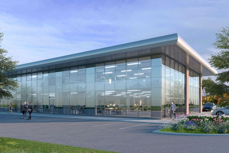 High-spec K8 offices to let in Maynooth