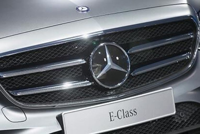 The new Merc E-Class is available in Ireland now Pic: Getty