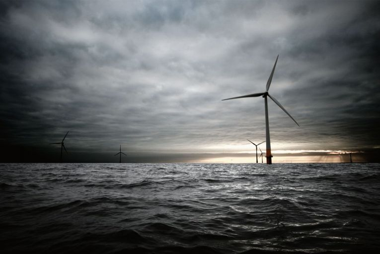 The target for 2030 is to generate enough  wind energy to power 4.5 million homes