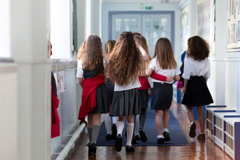 The environment in a school can foster a sense of belonging, structure and security