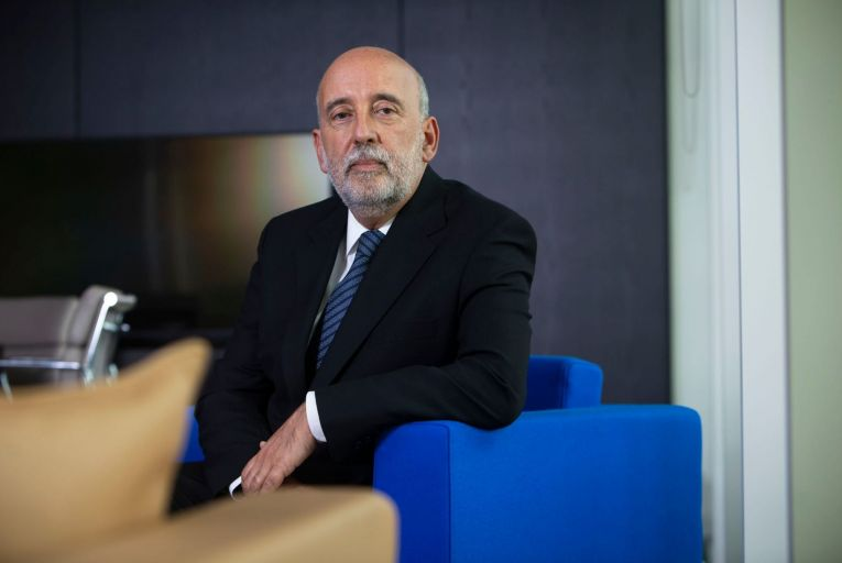 Gabriel Makhlouf, Governor of the Central Bank of Ireland: it remains to be seen whether a more harmonious relationship between the Central Bank and the industry it regulates is eventually achieved. Picture: Shane O'Neill
