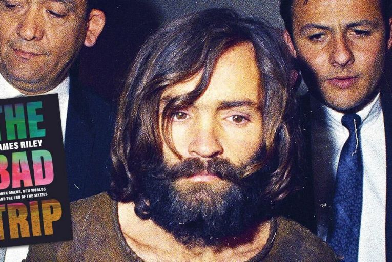 Charles Manson, leader of the cult which carried out the Sharon Tate murders in August 1969 Pic: Getty