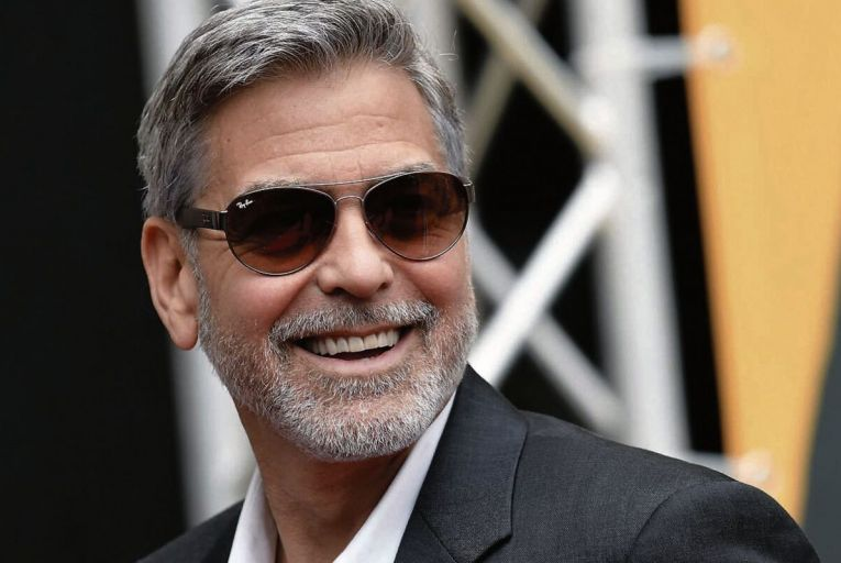 Receiving a second degree of separation phone call from the Clooney bathroom is more thrilling than meeting Amal or George in person could ever be