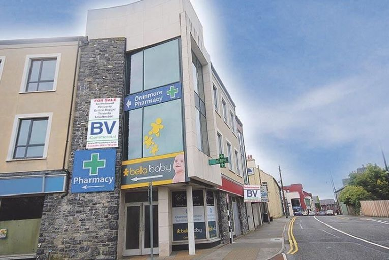 Oran Point in Oranmore, Galway city: brought to the market by BV Commercial Real Estate