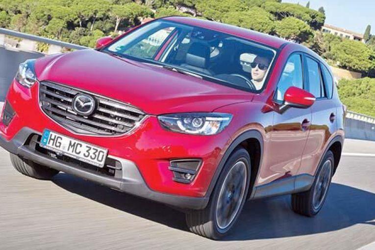 The new Mazda CX-5