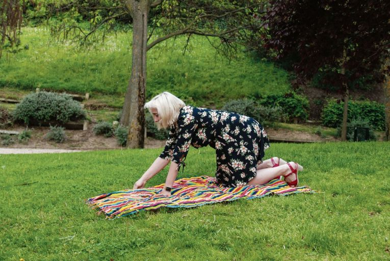 The hard ground can have a devastating effect on ageing bones