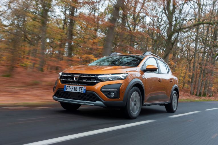 The Dacio Sandero Stepway has been rated two stars out of five by Euro NCAP, the testing body