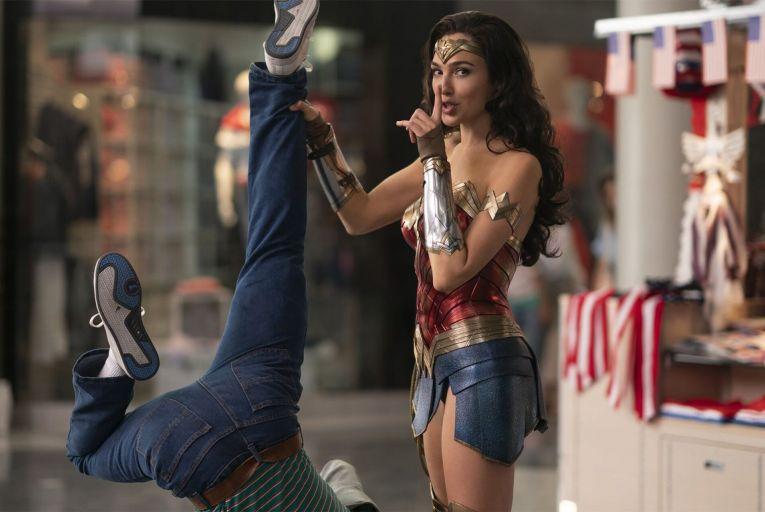 Gal Gadot  radiates a classical heroism in Wonder Woman 1984