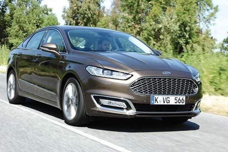 The new Ford Mondeo Vignale is as quiet and refined as any of its German rivals