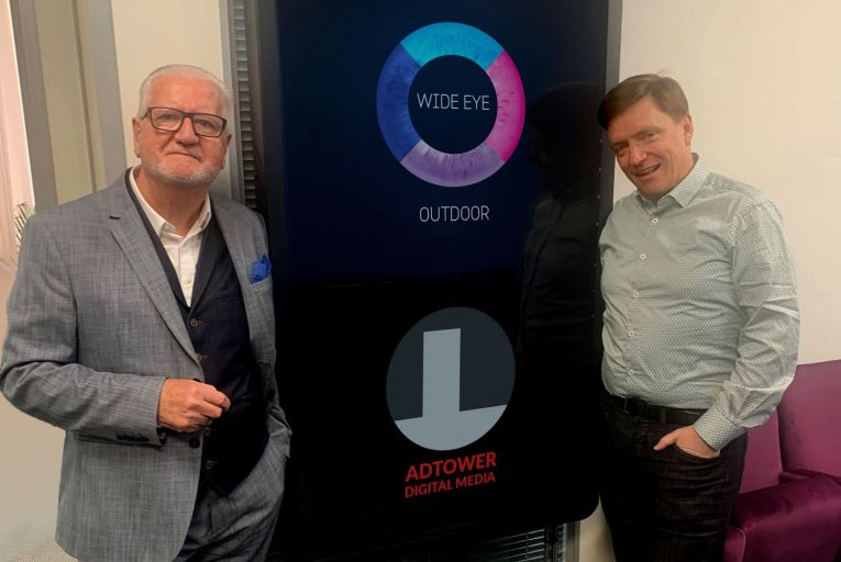 Ad firms join forces to share network of 1,000 digital outdoor screens