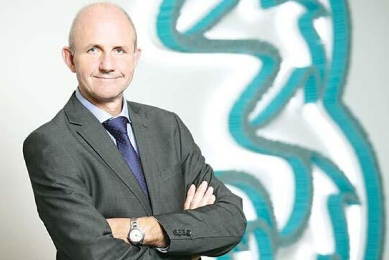 Karl McDermott, head of ICT at Three: 'One of the beauties of a managed service model is that you pay for what you use'
