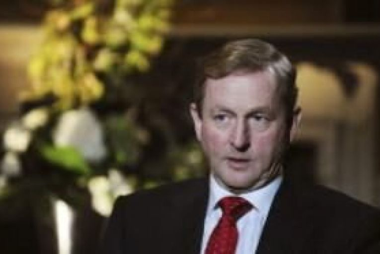 Budget is a first step to economic recovery, says Taoiseach