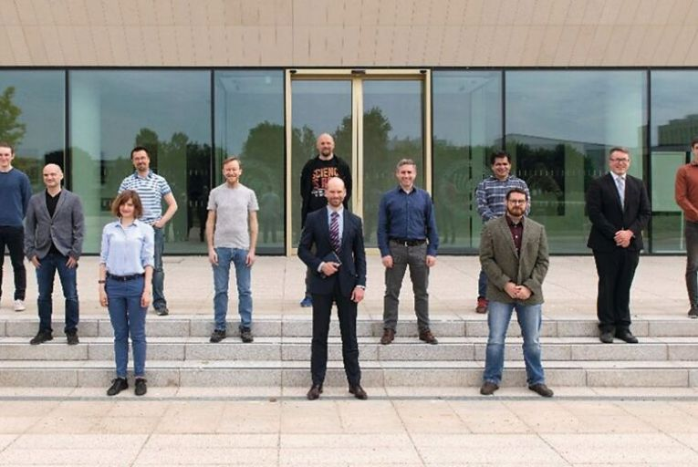 The C-QuEST steering group: 'UCD is positioning itself firmly at the core of the emerging quantum area.'