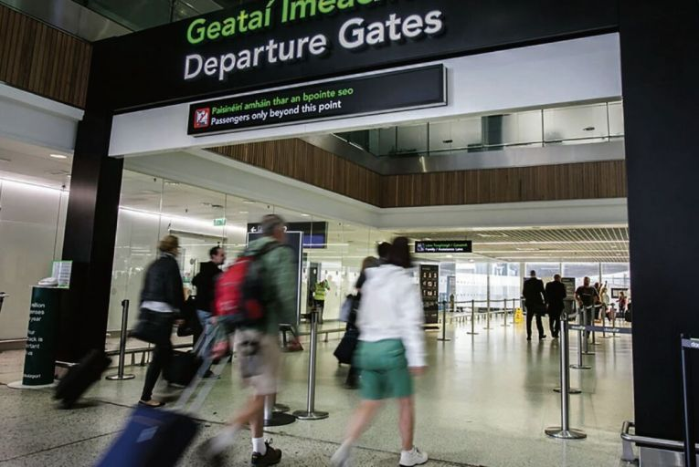 Dublin Airport to try out city drop-off luggage points