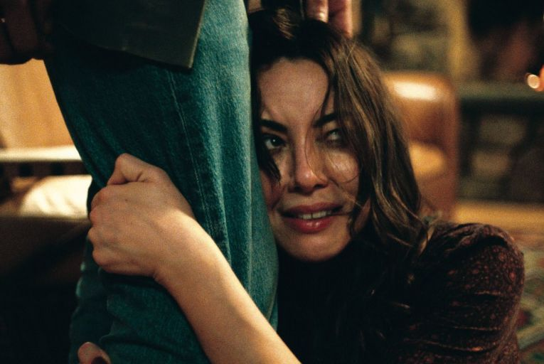 Aubrey Plaza gives a memorable performance in Black Bear. Picture: AP