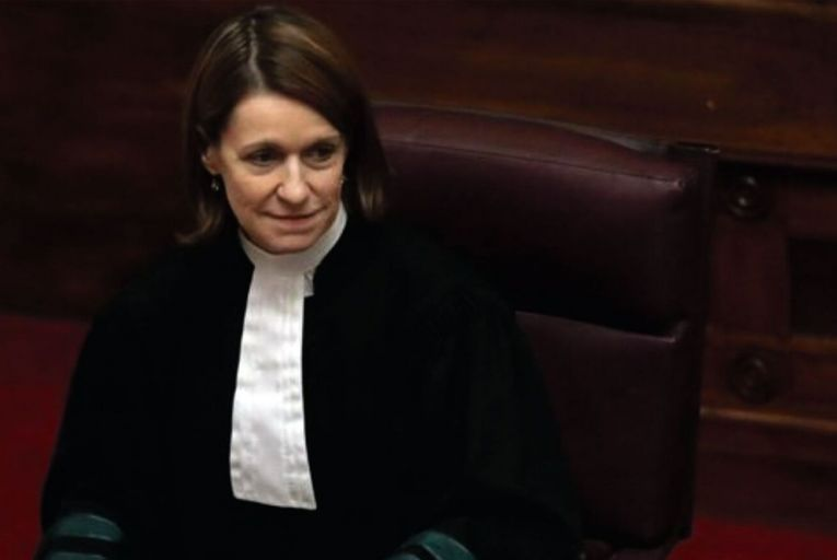 Ms Justice Mary Irvine, the President of the High Court