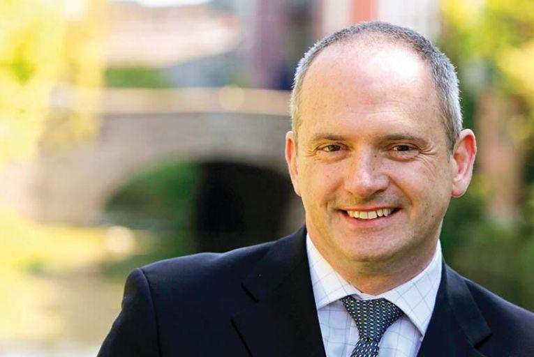 Dermot Hayden, sales manager, Sophos Ireland