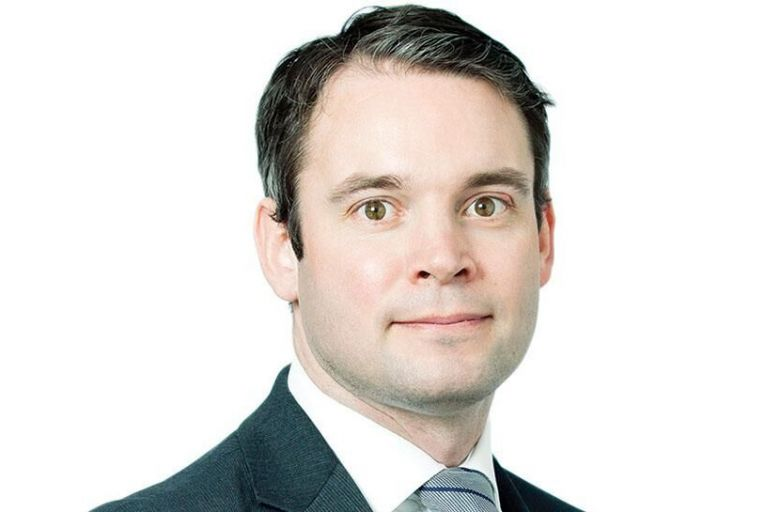 Gareth Governey, head of structured banking at HSBC Ireland
