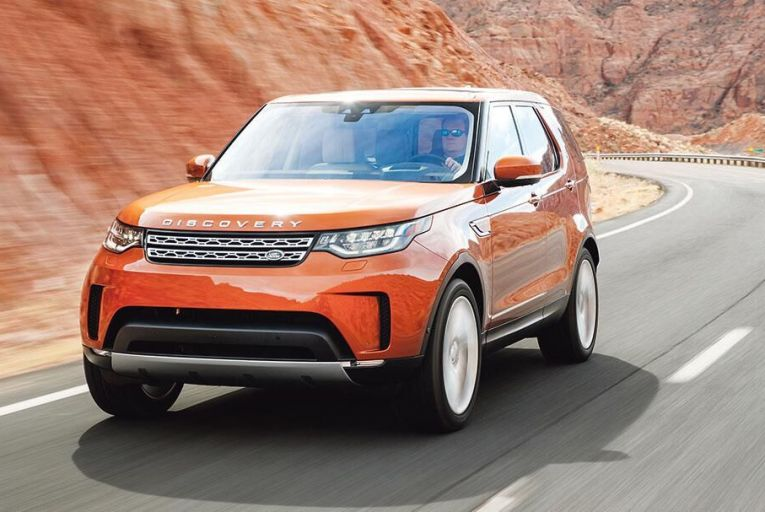 The new Land Rover Discovery has the capacity to romp away from its competition, shrugging off whatever the environment puts in its way