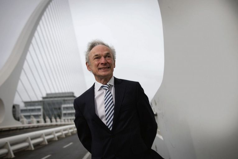 Ahead of his episode of Five Degrees of Change, the 's Energy and Environment podcast, Richard Bruton explains the three policy changes and two personal changes he would make for a greener world. Picture: Fergal Phillips